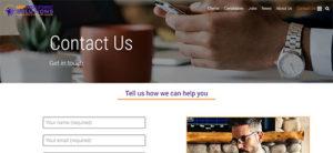 msp recruitment solutions website